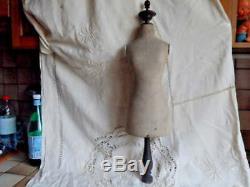 Authentiquerare manequin jute poupee tampon fabriquant xix NAPOLEON III