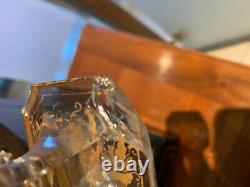 Cave a liqueur complète Boulle Coffret Napoléon III Boite marqueterie XIX siècle