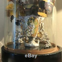 Globe de mariée, Fin XIX°