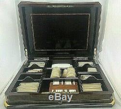 Napoléon III french box Boite marqueterie Boulle Tahan signé SORMANI XIXe
