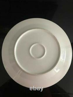 Porcelaine de Sevres XIX plat d'époque Napoléon III