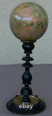 Porte-coiffe (fin XIXe) sans doute Alsacien