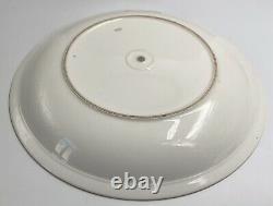 Superbe PLAT Porcelaine de Sèvres Service des Bals NAPOLEON III 1869 XIXe