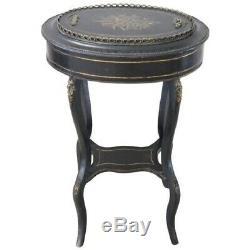 Table Jardinière Antique De Style Napoléon III Siècle XIX