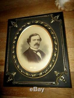 XIX Beau Grand Cadre Napoleon III Antique French Frame